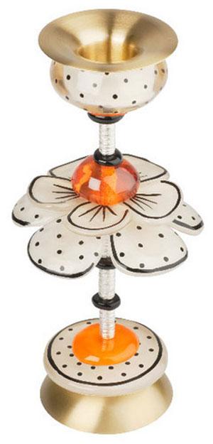 Medium Candleholder - 4 Seasons