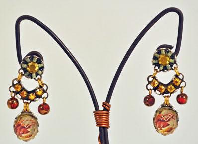 Earrings - Blossom