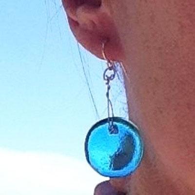 Turquoise LollyDrop Earrings
