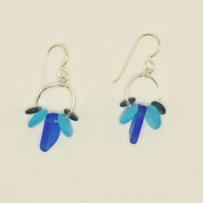 Seaglass Vista Earrings - Assorted