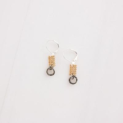 Awu Bronze Earring