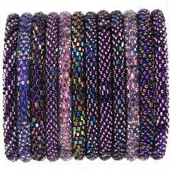 Roll-on Bracelets - Boysenberry
