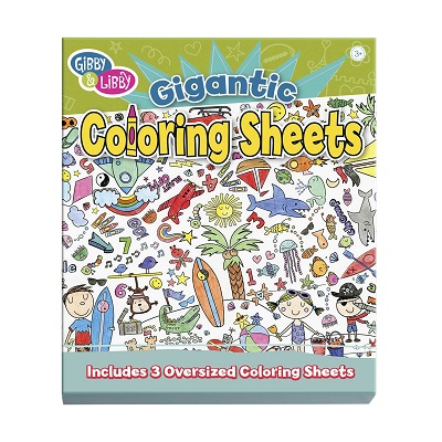 Gigantic Coloring Sheets