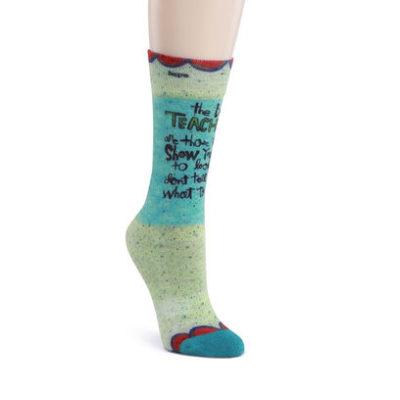 Adult Mid-calf Socks - Teachers