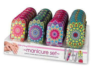 Oh So Pretty 5pc Manicure Set