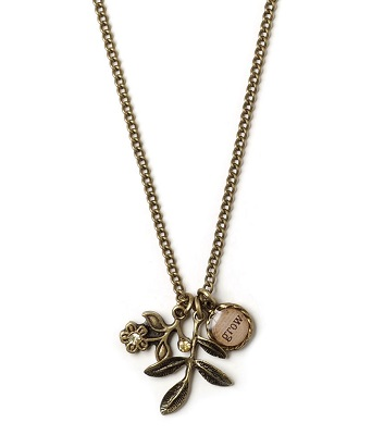 """""""Grow"""" Necklace"""