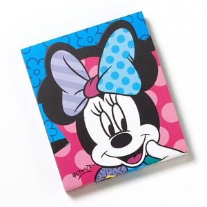 Notepad Minnie Mouse