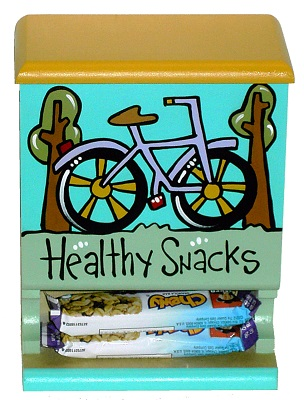 Healthy Snacks Container