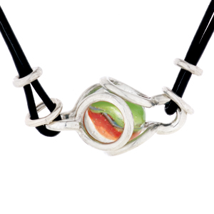 Player Unity Pendant with Exchangeable Marbles
