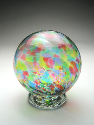 Glass Wishing Ball-#3