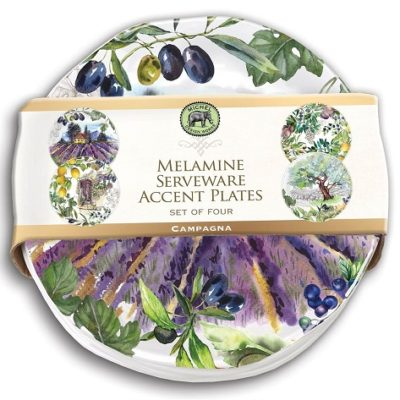 Campagna Melamine Accent Plates