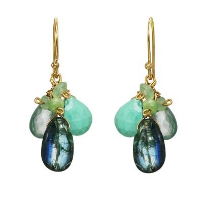 Kyanite Mix Earrings