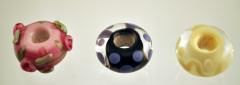Flamework Glass Beads - 111 - 20 - 123