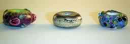 Flamework Glass Beads - 16-95-68