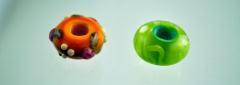 Flamework Glass Beads - 57 - 109