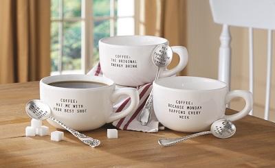 Circa Big Mug Set