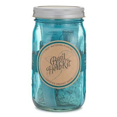 Garden Jar - Organic Basil