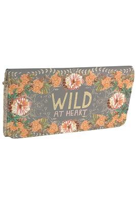 Peachy Wild Wallet
