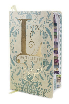 Love Letters Address Book