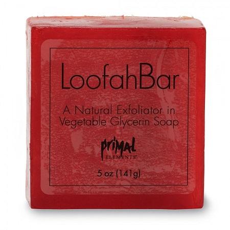 Watermelon Loofah Bar Soap