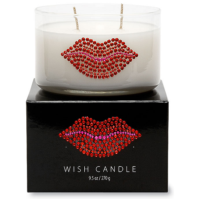 SWAK Wish Candle