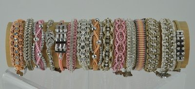 Ballerina Woven Bracelets by Rose Gonzales