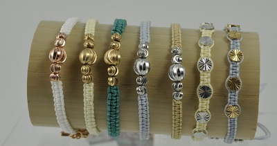 Small Sofia Bracelets by Rose Gonzales