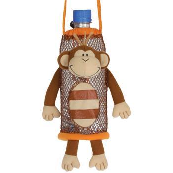 Water Bottle Buddies - Monkey