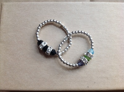 Original Finger Rings by Susanne Lorraine