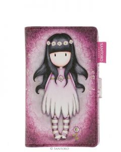 Gorjuss Small Wallet - Oops a Daisy