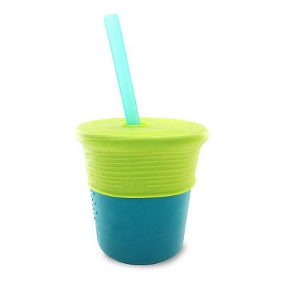 Siliskin Silicone Straw Cup