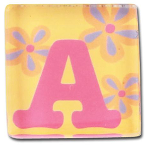 Magnetic Small Talk Letters