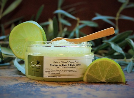 Margarita Bath and Body Scrub