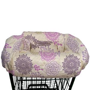 Shopping Cart Cover-Dahlia