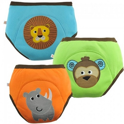 Boys Safari Friends Training Pants - 2-3 years