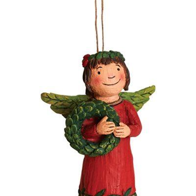 Be Joyful Angel Ornament