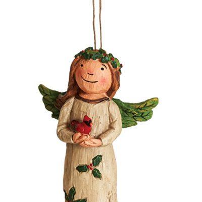 Always Believe Angel Ornament