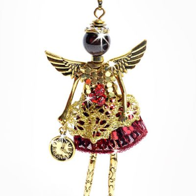 Angel Precious Findings Necklace- Family