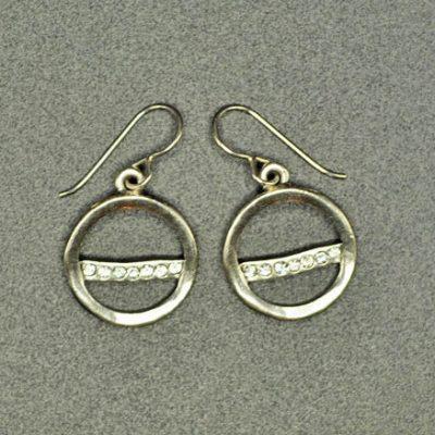 Eco Earring - Silver