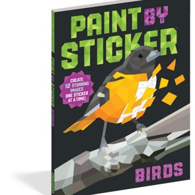 Paint by Sticker - Birds