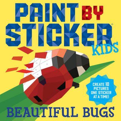 Paint by Sticker KIds- Bugs