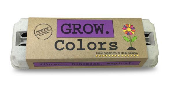 Grow Garden Colors