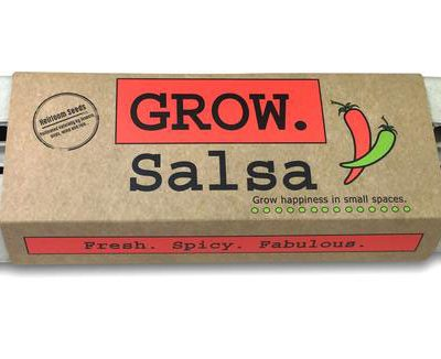 Grow Garden Salsa Kit