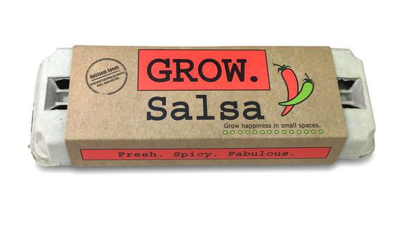 Grow Garden Salsa Kit