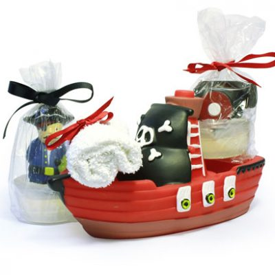 Pirate Soap & Holder Gift Set