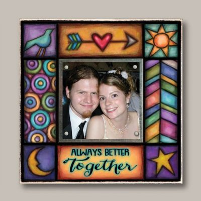 Always Better Together Picture Frame