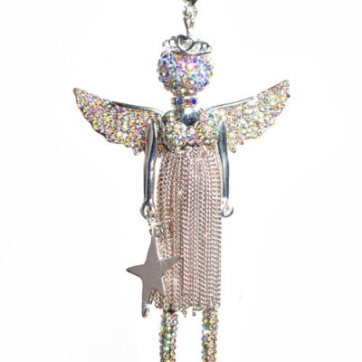 Angel Precious Pendant - Love-Christmas