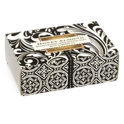 Honey Almond 4.5oz Boxed Soap